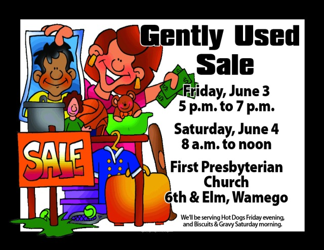 Gently Used Sale for FB